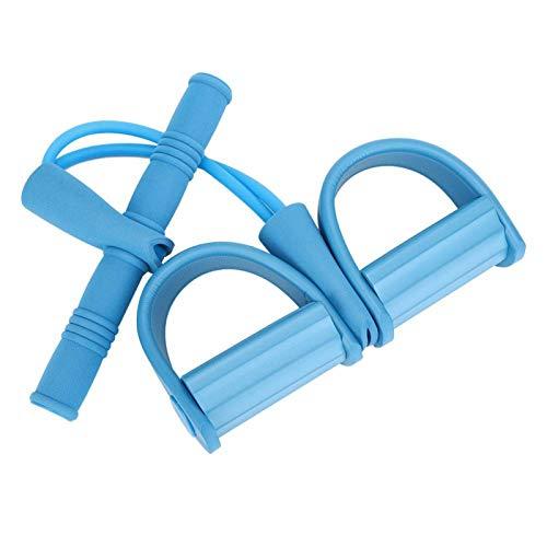 DAUERHAFT Cuerda de tracción de látex para Entrenamiento de Hombros, Fuerte Elasticidad, portátil para Yoga(Pull Rope)