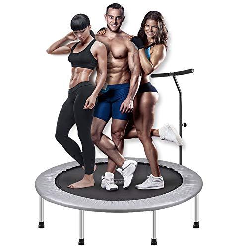 Grist CC Trampoline De Fitness, Système De Cordes Bungee Parfait pour l'Intérieur, Favoriser La Circulation Sanguine Systémique, Perte De Poids Fitness
