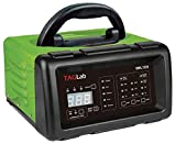TAGLab BML1220 Rapid Battery Charger with built-in Jump Starter for Garage & Workshop