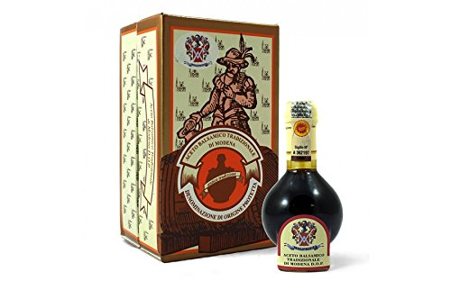 Traditioneller Balsamico-essig Aus Modena 12 Jahre gelagert - 100 ml