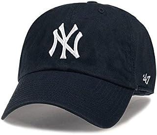 '47 Brand MLB カジュアルキャップ(CLEAN UP CAP/クリーンナップ キャップ) ニューヨーク・ヤンキース NEW YORK YANKEES (アメリカ正規品) [並行輸入品]