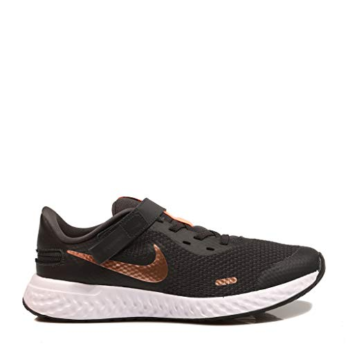 Nike Revolution Black/Bronze CQ4649 Scarpe da donna Size: 40 EU