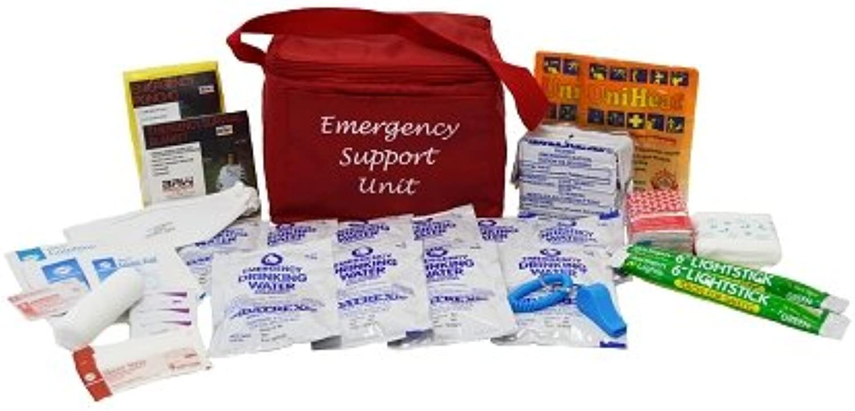 Earthquake kit, Emergency Support Unit, Evacuation Kit, Survival Kit, Safety kit, Hurricane kit, 72 Hour kit