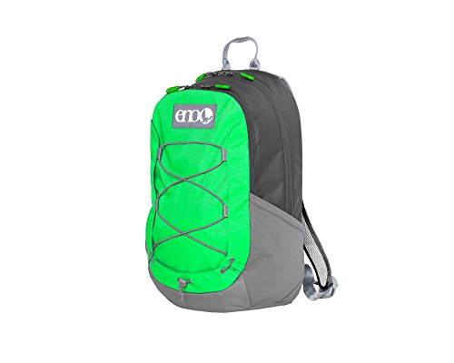 ENO, Eagles Nest Outfitters Indio Rucksack, Lime/Charcoal, Einheitsgröße