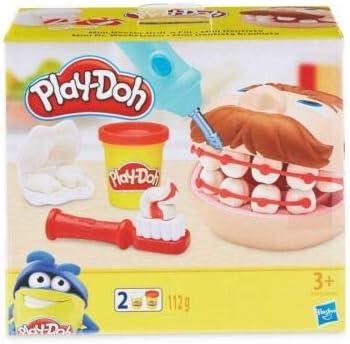 Hasbro- PLAYDOH Mini Classic Dentist BROMIST (HASE4902)