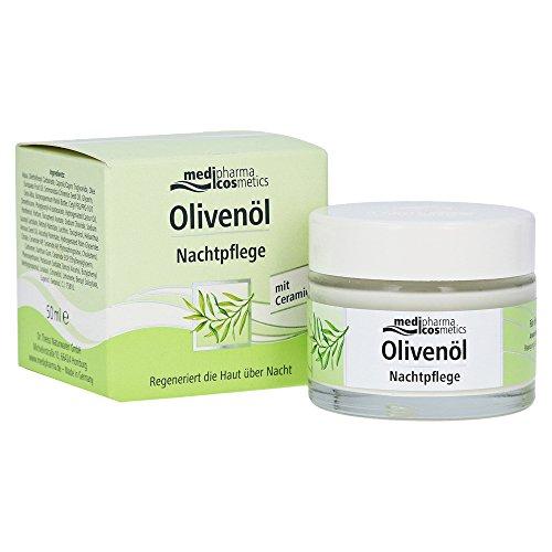 Olivenöl, Nachtpflege, 50 ml