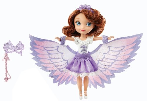 Disney – Princesse Sofia – Sofia Costume Surprise – Poupée 2-en-1