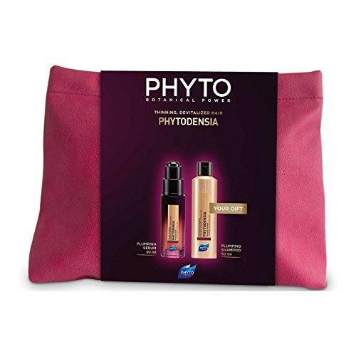 PHYTO PHYTODENSIA x-mas Set 2017 + GRATIS Stärkendes Volumen Shampoo, 50ml (Nur solange der Vorrat reicht!),80ml