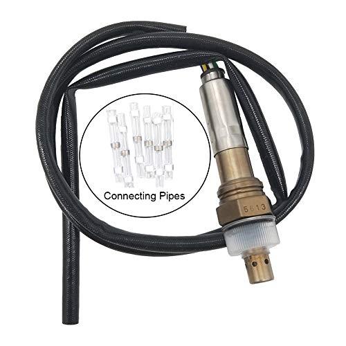 Germban 03C907807D (NOXC3) NOx-Sonde für Auspuff, NOx-Sensor, Stickoxid-Sonde, mit 6 Drähten, 03C907807D 03C907807C