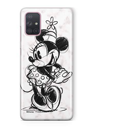 ERT GROUP Original Disney Mickey and Minnie TPU Case for Samsung Galaxy...