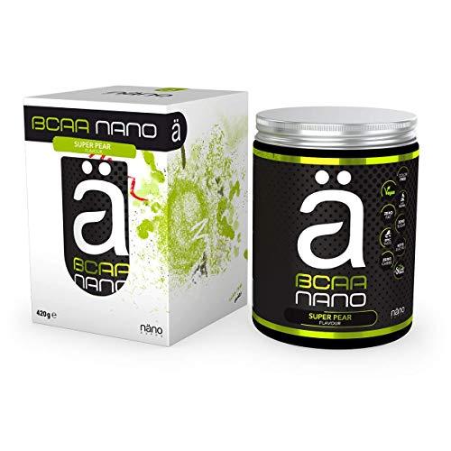 ä BCAA Nano, 420 g Dose (Super Pear)