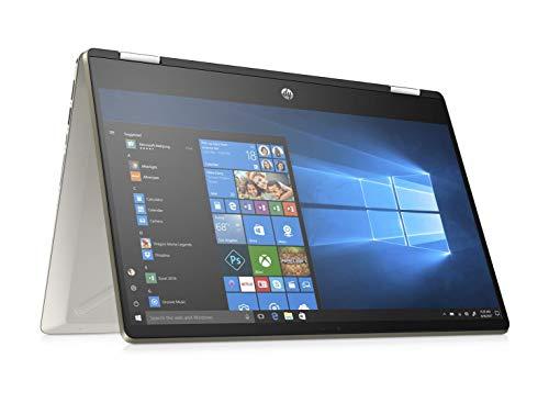 "HP Pavilion x360 14-dh0020na 14"" FullHD Convertible 2 in 1 Laptop, Intel Core i3 8145U, 8GB DDR4, 512GB SSD, Intel UHD Graphics 620, WIFI 5 & Bluetooth 4.2, Windows 10 Pro – UK Keyboard Layout"