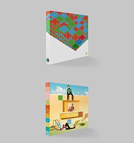 EXO CBX - [BLOOMING DAYS] 2 Ver Set CD+64p Booklet+1p PhotoCard+1p Sticker+Pre-Order Item K-POP Sealed