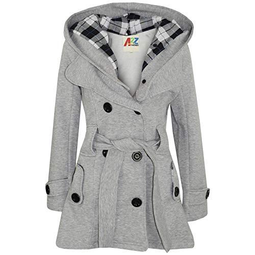 manteau fille carrefour