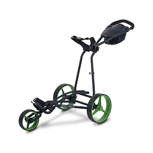 Big Max Autofold X Trolley schwarz/grün