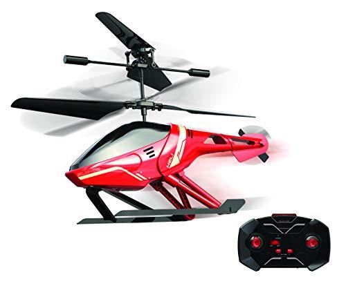 FLYBOTIC - Air Python 17 cm - Helicóptero de Interior Teledirigido - Juguete para Niño - 2 Canales Infrarrojos Partir de 10 años (84786)