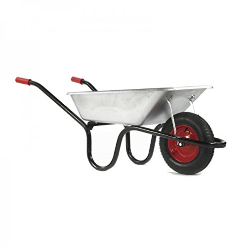 Pneumatic Or Solid Wheel Haemmerlin Wheelbarrow Camden Classic Punc Free
