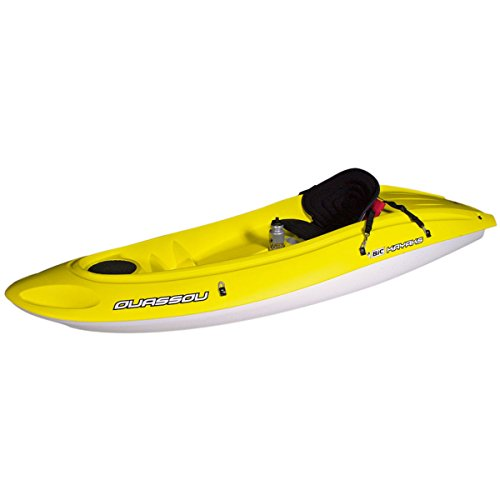 Kayak Sit on Top BIC Ouassou jaune