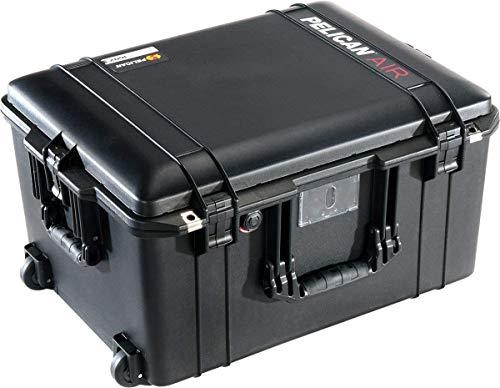 (ペリカン) Pelican 1607プロテクターケースPick N プラックフォーム付属 ブラック