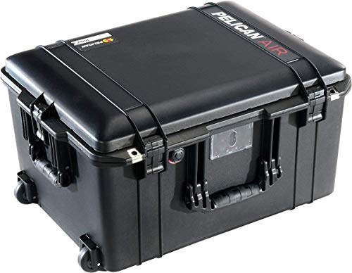 Pelican Air 1607 Case with Foam (Black)