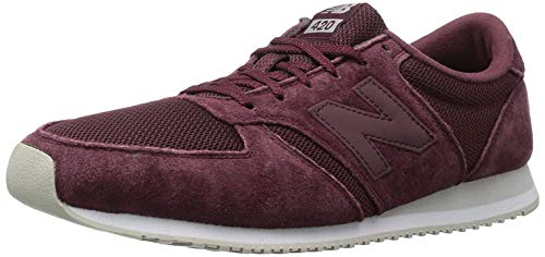 New Balance 420, Zapatillas de Running Unisex Adulto, Rojo (Burgundy), 43 EU