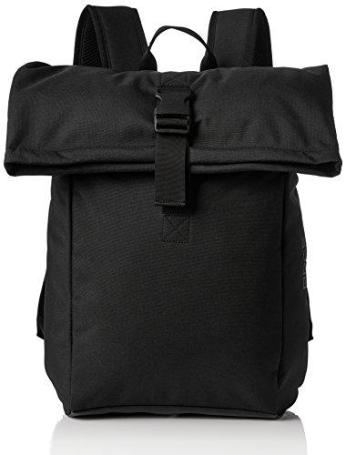 BREE Collection Unisex-Erwachsene Punch Style 93, Backpack M Schultertasche, Schwarz (Black), 12x45x41 cm