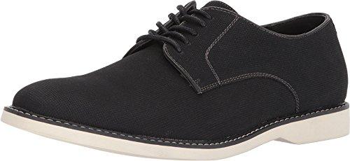 Steve Madden Madden Mens M-Elvan Oxford Shoes, Black Nubuck, US 9.5
