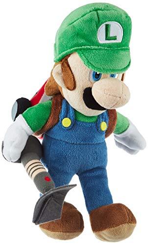 Générique- Luigi's Mansion - Peluche 26 CM Luigi POLTERGUST 5000 (Generico 35080031)