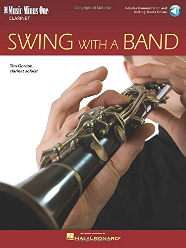 Swing with a Band: Music Minus One Clarinet
