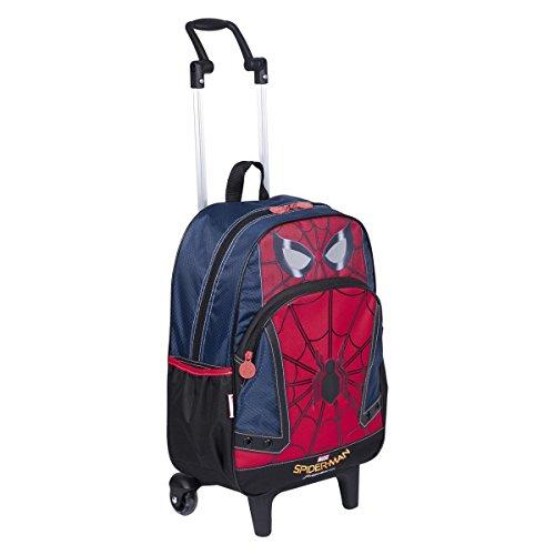 Mochilete Grande Spiderman 18Y