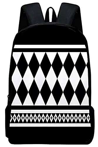 Enhopty Tokyo Revengers Ryuguji Ken Cosplay Backpack Student School Bag Mochila Mochila escolar Tornister 40 x 30 x 13 cm