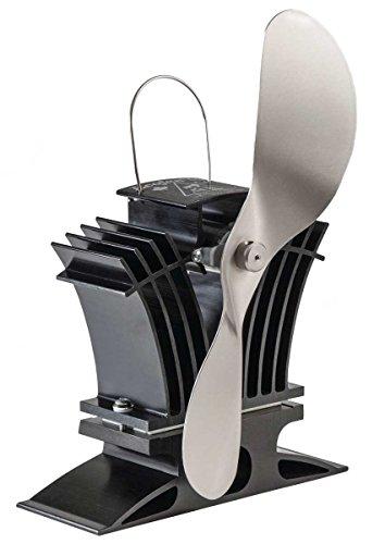 Ecofan 806 BelAir Nickel Ventilator für Pelletofen Gasofen Holzofen Kaminofen