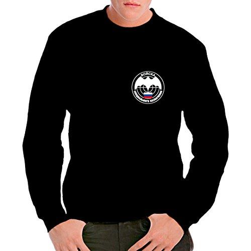 Im-Shirt Fun Unisex Sweatshirt - Speznas Spezialkommando by Schwarz XL