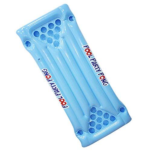 Ausuky Aufblasbarer Bierpong-Getränkehalter aus PVC