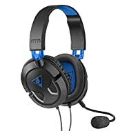 Versatile compatibility: Works well with PS4 High Quality 40 mm speakers: Hear every crisp high and thundering low with these large 40 mm speakers Convenient in-line controls: Convenient in-line controls place master volume and mic mute right at your...