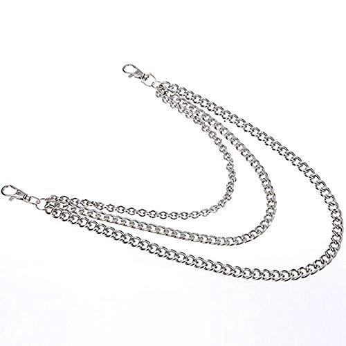 NeverEnding Story Antik-Bronze-Halskette, Auryn Halskette, Lange oder Choker, Never Ending Story Schlange Anhänger Schlange Kreis Herren Halskette