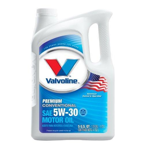 Valvoline Premium Conventional 5W-30 Motor Oil | Amazon