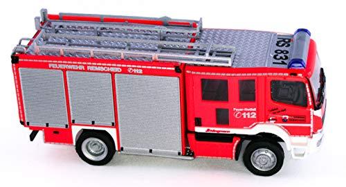 Rietze 72908 - Schlingmann Varus HLF Feuerwehr Remscheid - 1:87