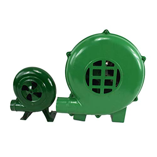150w BBQ Fan/Manual Forge Blower/Hand Crank Fan,Coal Lighter BBQ Lighters Centrifugal Pump Fan