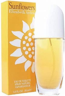 Sunflowers By Elizabeth Arden Eau De Toilette Spray For Women, 100Ml