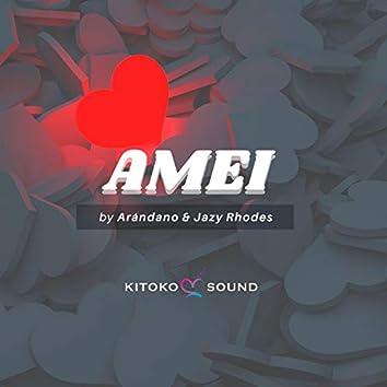 Amei (feat. Jazzy Rhodes & Kitoko Sound)