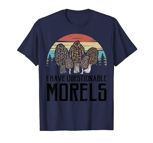 Lustiges Pilz-Geschenk für Männer und Frauen, Mykologisten-Liebhaber. T-Shirt
