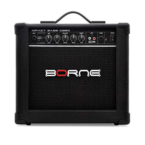 Amplificador Cubo para Baixo Impact CB60 20w Borne