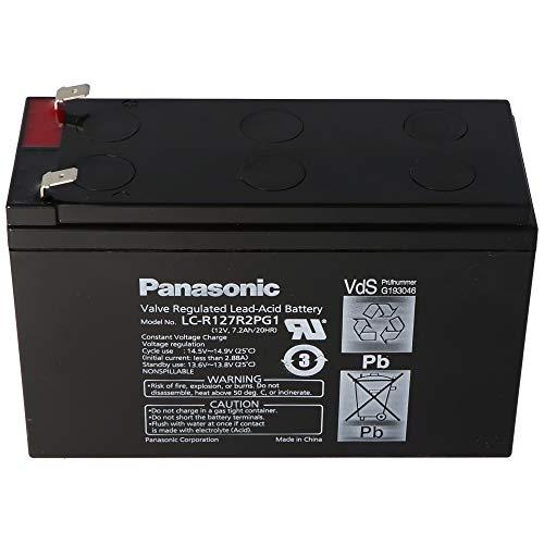 Panasonic Batería de Plomo-ácido LC-R127R2PG1