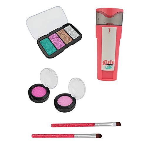 dontdo Ensemble de maquillage de simulation pour enfants et filles - Masseur électrique - Maison de jeu - Jouets B