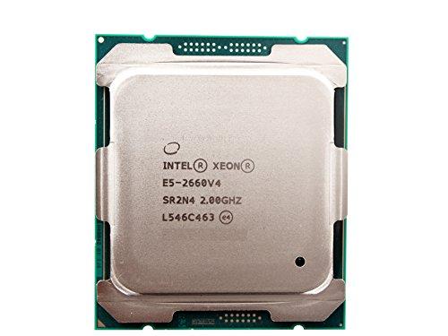 Intel Xeon 2660 V4 2.00GHz LGA2011-3 35MB caché de CPU