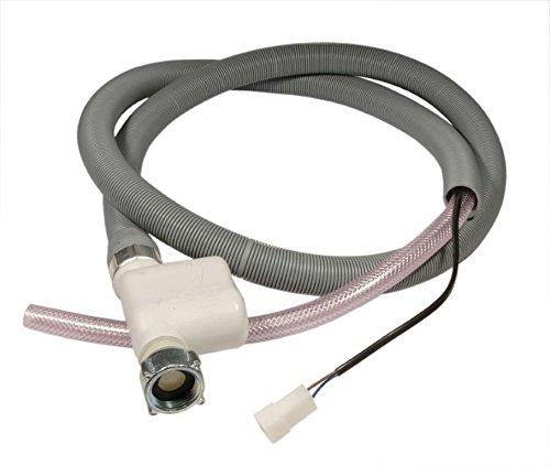 daniplus© Tuyau d'alimentation Aquastop - Convient pour Smeg 758972367, Ariston Indesit C00037207