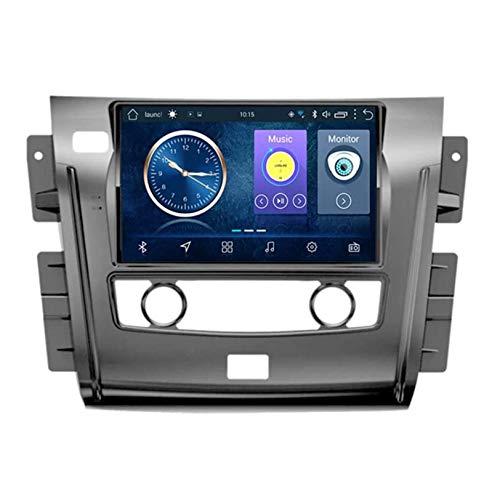 WHL.HH para NIS San Tour 2018 GPS Navegación Radio Estéreo Auto Multimedia Android 10.0 Doble DIN 6.2' Auto Auto Auto Jugar / 4G WiFi/Dab/SWC