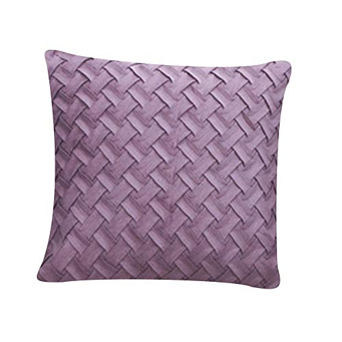 MIGUOR Pillowcases European style pillow cushion cover bedside backrest car lumbar support pillowcase for Sofa Chair Bed Bench