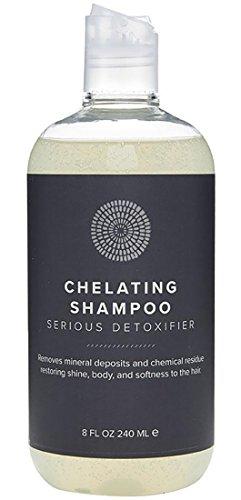Hairprint - Natural Plant-Based Chelating Shampoo To Remove Buildup   Clean, Non-Toxic Haircare (8 fl oz   240 ml)